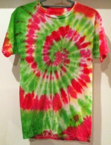 Watermelon Tie Dye T-Shirt